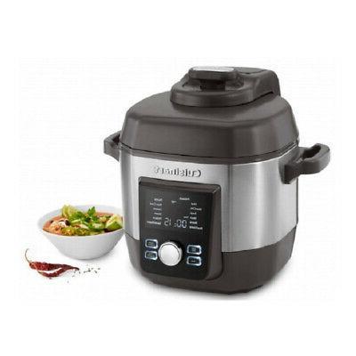Cuisinart CPC-900 Pressure with Cookbook, Piece