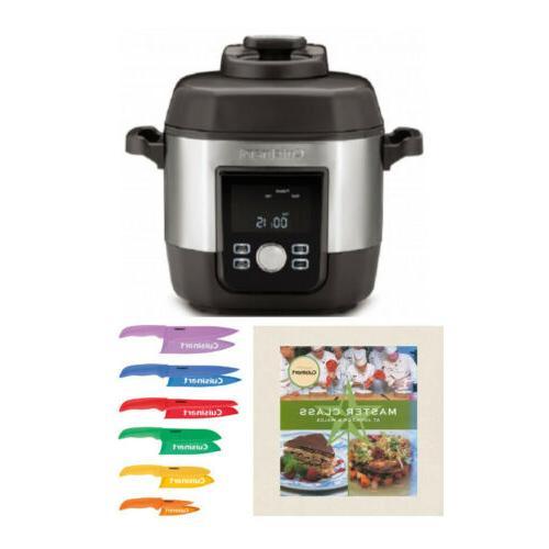 cpc 900 pressure cooker with cookbook