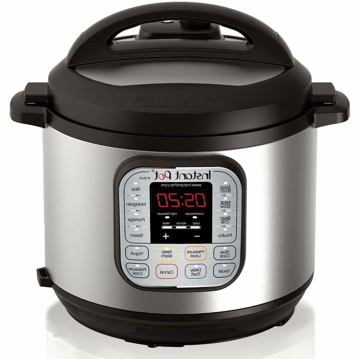 pressure cooker stainless steel electric