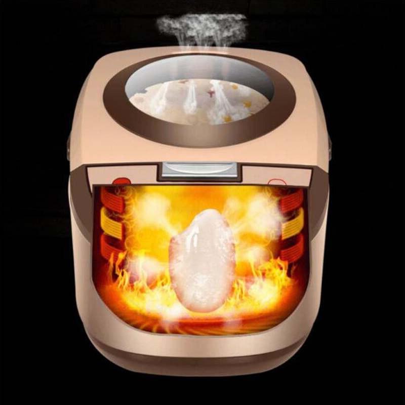Electric Rice 5L Timing Reservation <font><b>Pressure</b></font> People Soup Pot Cake <font><b>Yogurt</b></font> <font><b>Maker</b></font>