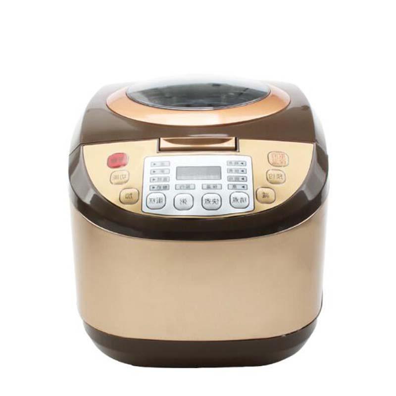 Electric Timing Heating <font><b>Pressure</b></font> Steamer 2-8 People Cake <font><b>Yogurt</b></font>