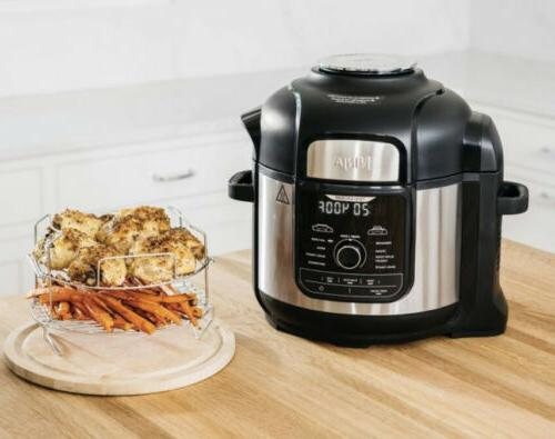 Ninja Foodi Deluxe Pressure & Fryer SAME