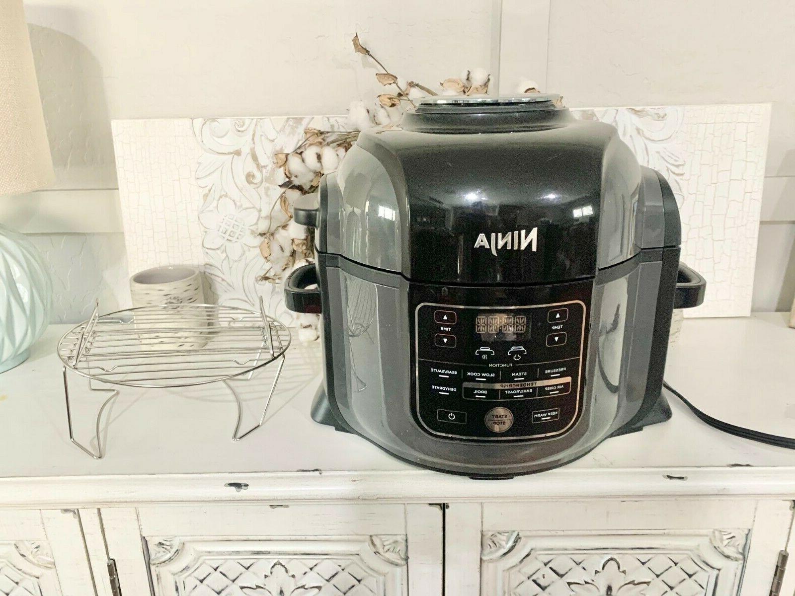foodi op302 programmable pressure cooker