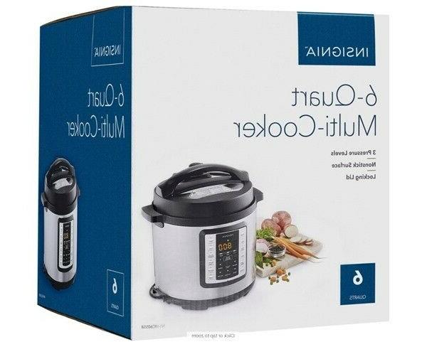 GENUINE Multi-Function Pressure Cooker NS-MC60SS8 2301CL