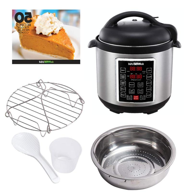 gw22620 4th generation electric pressure cooker