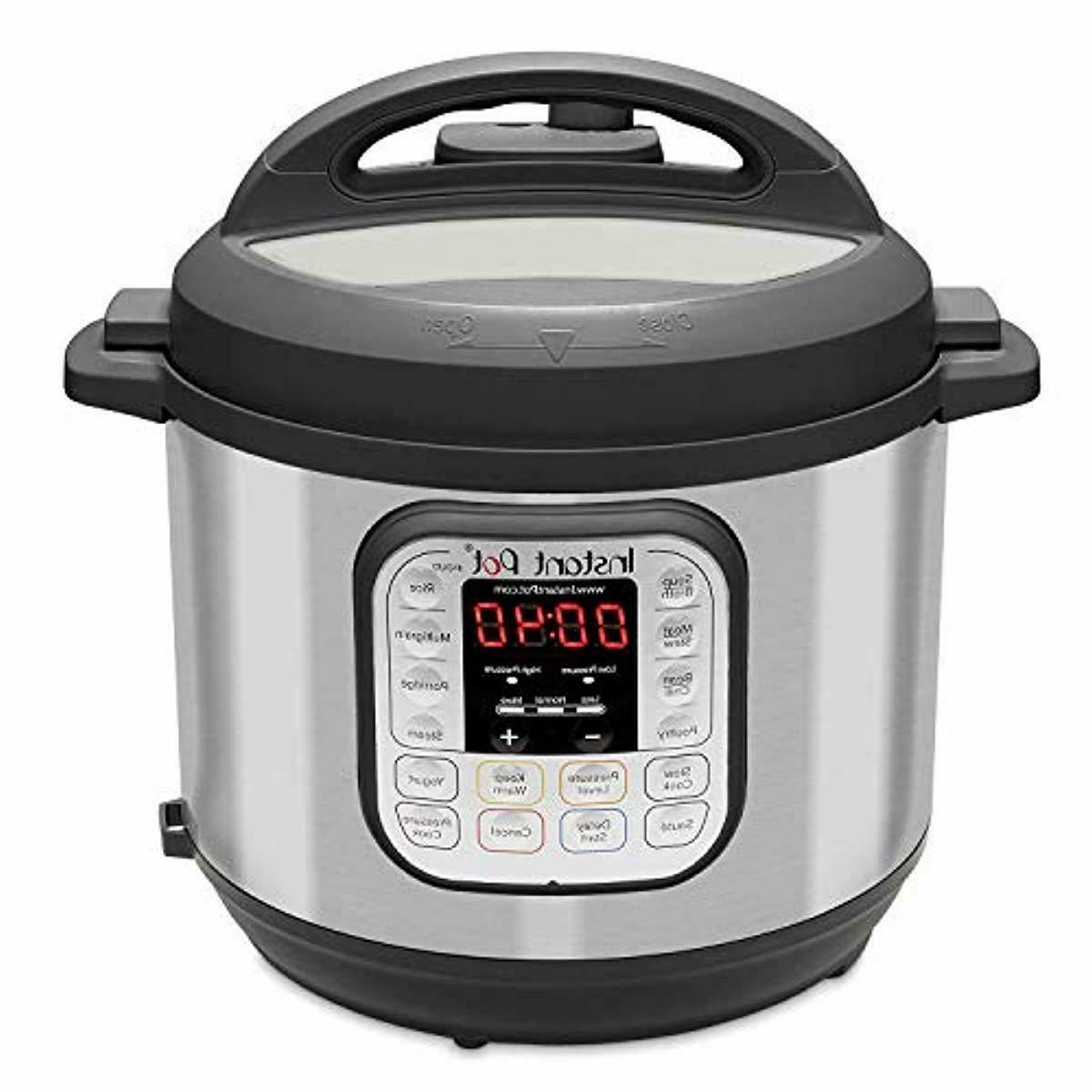 Instant Pot DUO60 7-in-1 Pressure Slow