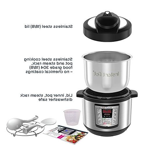 3 Use Pressure Cooker, Slow Cooker, Sauté, Steamer,