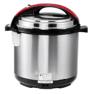 Multi-function 6L Pressure Cooker 8 Presets