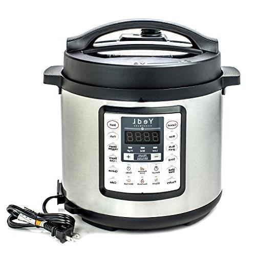 Multi-Use Pressure 6 by Houseware