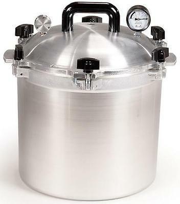 new 21 5 quart 921 pressure cooker