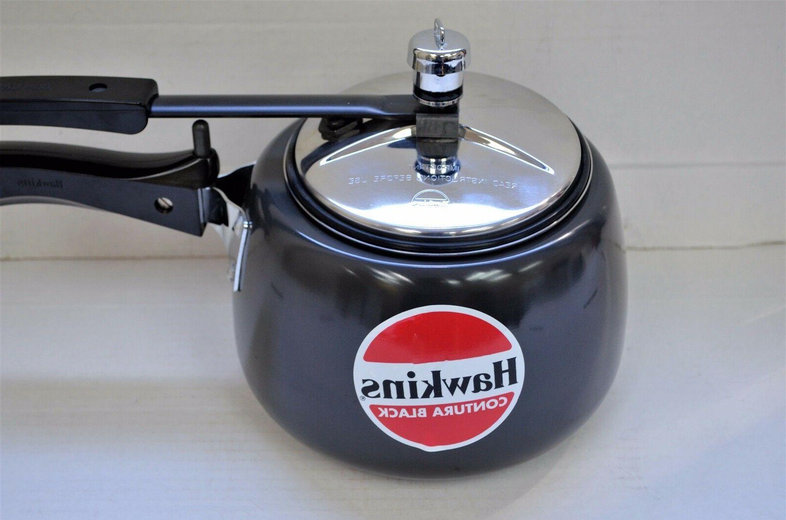 NEW Anodized Pressure Cooker, 5 Liter Contura