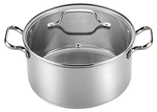 performa stainless steel round dutch