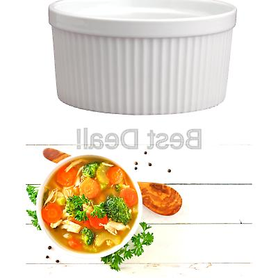 porcelain souffle