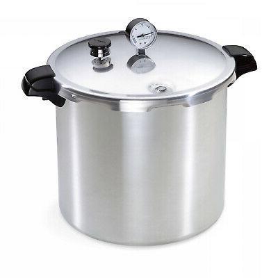 Pressure Canner Cooker Presto 23 qt Aluminum Home Kitchen Pr