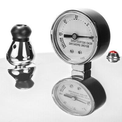 Dial Gauge Gas or Electric