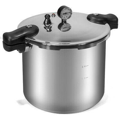 22 quart pressure cooker canner dial gauge