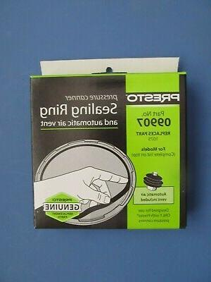 NEW IN BOX PRESTO PRESSURE CANNER COOKER GASKET SEAL RING 99