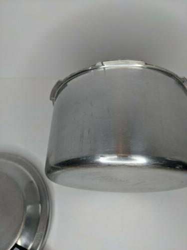 Mirro QT Aluminum Read