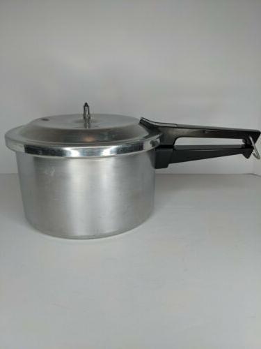 pressure cooker 4 qt m 0404 aluminum