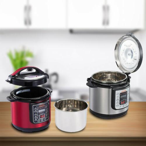 Pressure Cooker Multi-Use Programmable Cake Stainless Steel