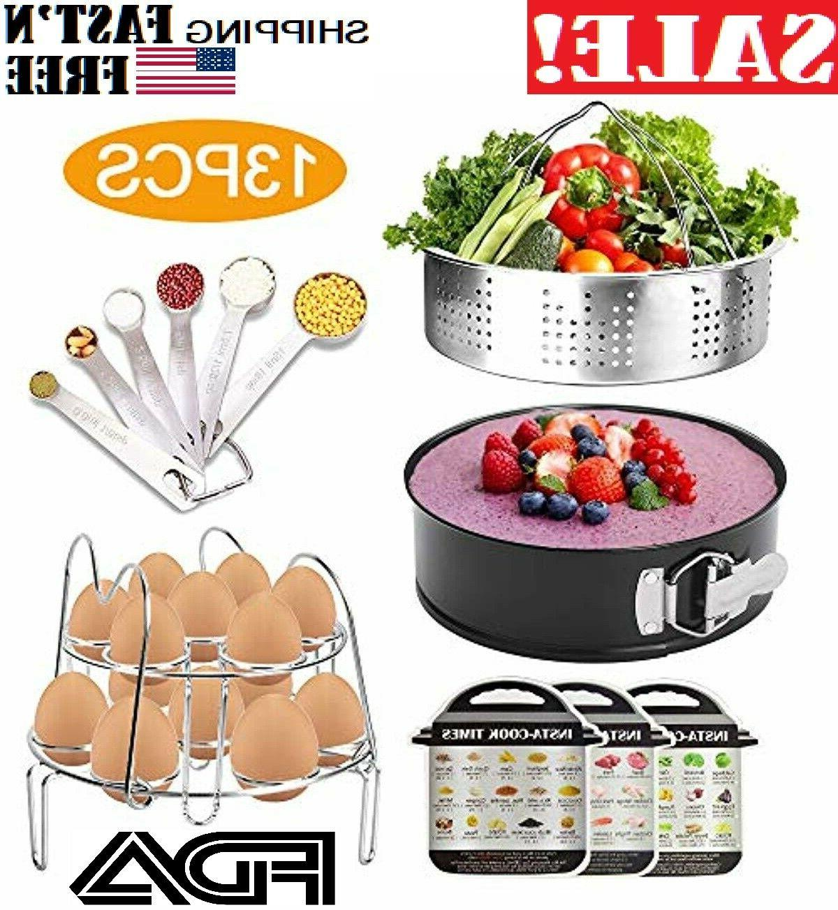pressure cooker accessories compatible with 5 6