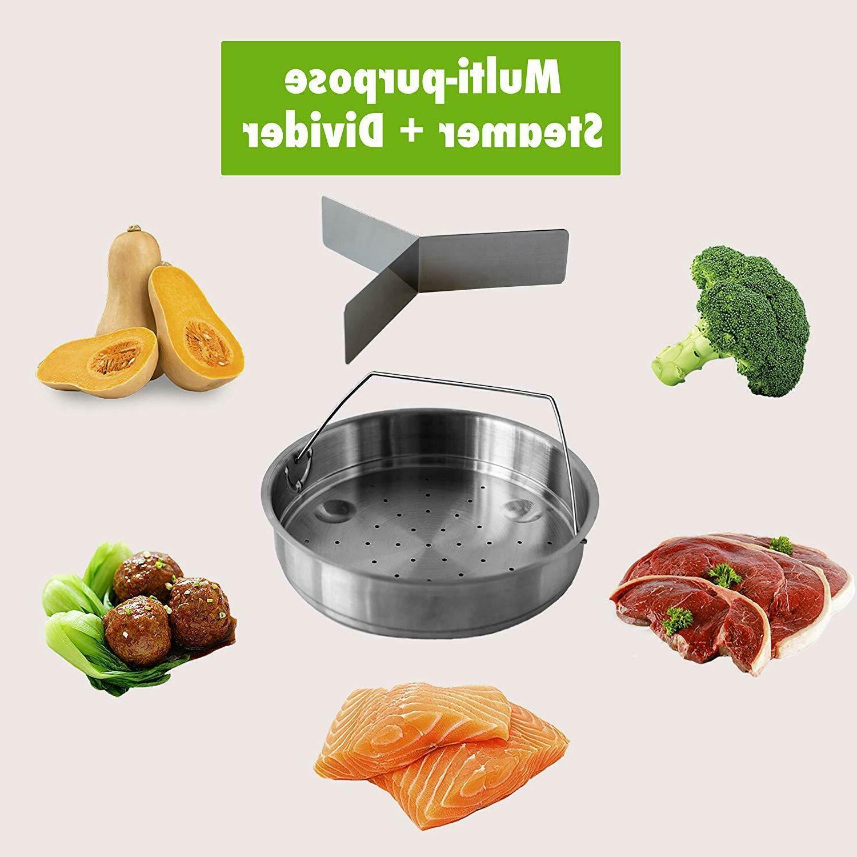 Pressure Cooker Accessories Compatible 5,6,8