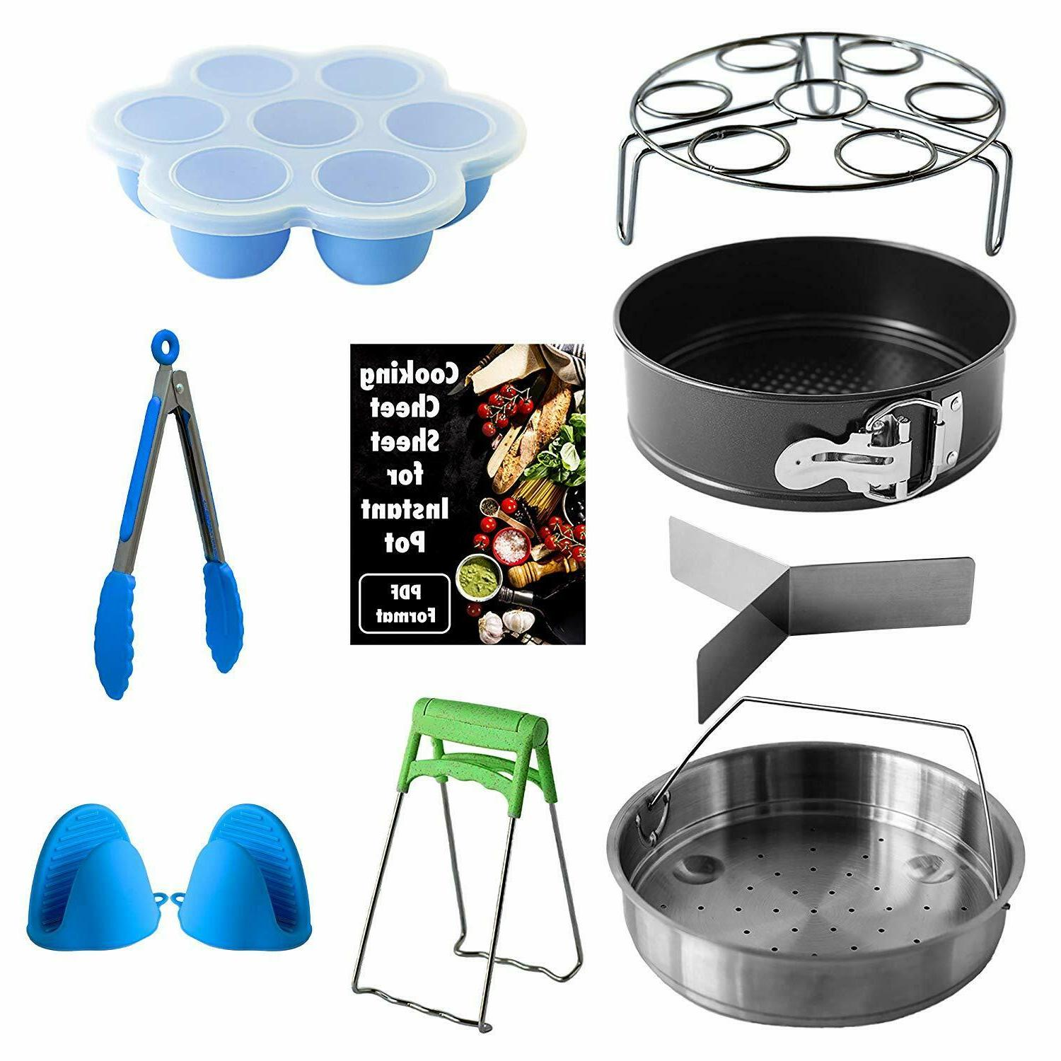 pressure cooker accessories set compatible with instant