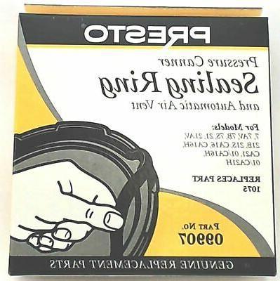 09907 pressure cooker sealing ring gasket fits
