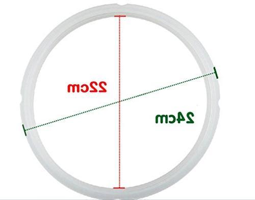 Electric Pressure Sealing Ring or Ring or Rubber Gasket Sealing For 5 6 5 Quart, Quart Models