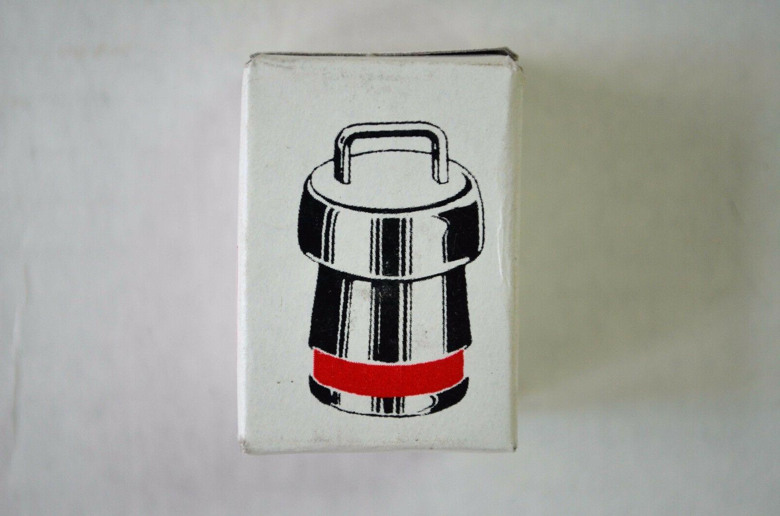 Hawkins Cooker Vent Weight Assembly Older Classic Stainless Steel Red