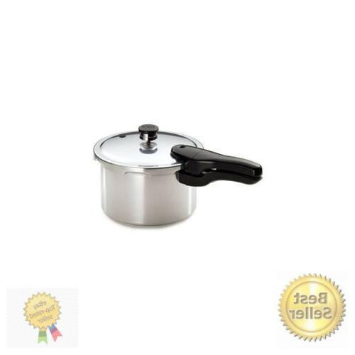 presto 01241 4 quart aluminum pressure cooker