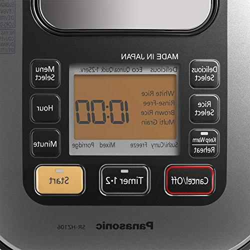 Panasonic Multi-Cooker 5-Cup Induction Heating