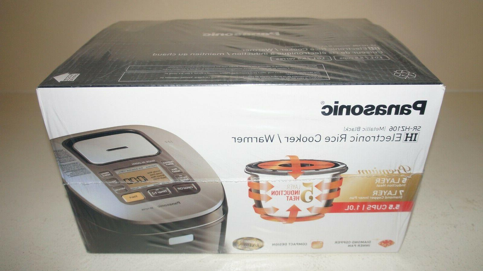 Panasonic Rice Cooker Multi-Cooker Induction