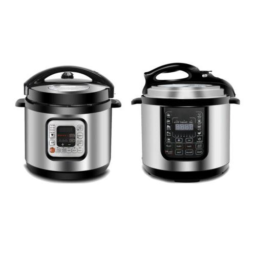 stainless steel pressure cooker fast heat powerful