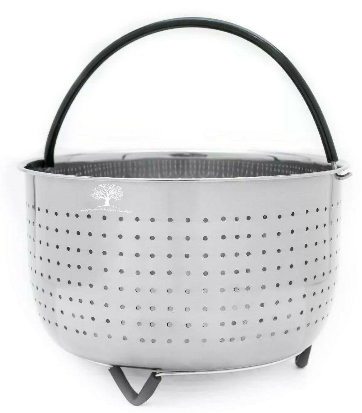 Steamer Basket Pot 8 QT Instapot 6QT