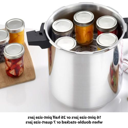 T-fal Pressure Cooker, Pressure Canner with 3