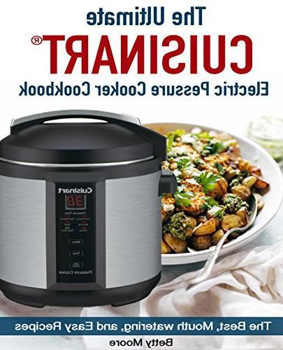 ultimate cuisinart electric pressure cooker cookbook best mo