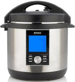 Zavor LUX LCD 6 Quart Programmable Electric Multi-Cooker: Pr