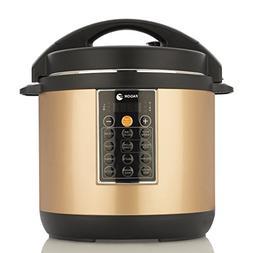 Fagor LUX Multi-Cooker, 6 quart, Copper - Electric Pressure