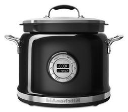 KitchenAid Multi-Cooker KMC42410B 4 QT Cooking System-Onyx B