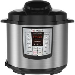 Multi-Use Programmable Pressure Cooker Slow Cooker Rice Cook