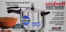 NEW Hawkins 5 Liters Stainless Steel Pressure Cooker 5L