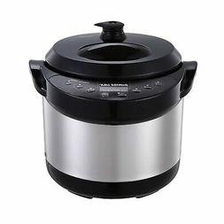 New Gowise USA 6-in-1 Electric Stainless-steel Pressure Cook