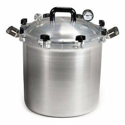 NEW ALL AMERICAN 941 USA MADE 41.5 QUART PRESSURE COOKER CAN
