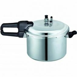 New Brentwood Aluminum 7.0 Liter capacity Pressure Cooker