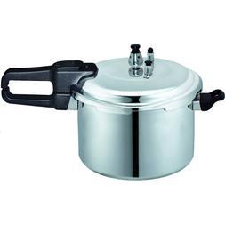 New Brentwood Aluminum 7.0L Pressure Cooker Kitchen Food