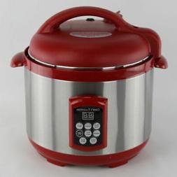 NEW Cook's Essentials 4 Qt Electric Pressure Cooker #99782 |