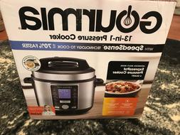 New! Gourmia GPC965 6 Qt Digital SmartPot Multi-Function Pre