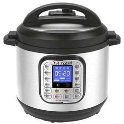 New Instant Pot Nova Plus 6 Qt 9-in-1 Multi-Use Pressure Coo