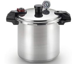 new pressure cooker canner stainless steel control